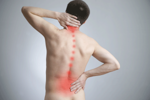 Low back Pain in turn causing neck strain