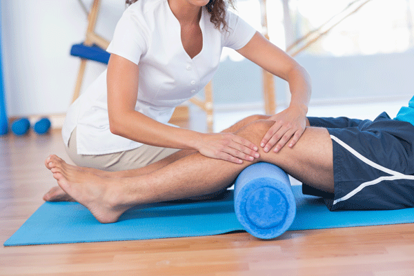 Knee exercises help to strengthen the Quadriceps muscle. This is important to reduce knee pain and recuperate from knee surgery