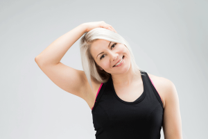 Stretching the muscles of the neck help to prevent further neck pain