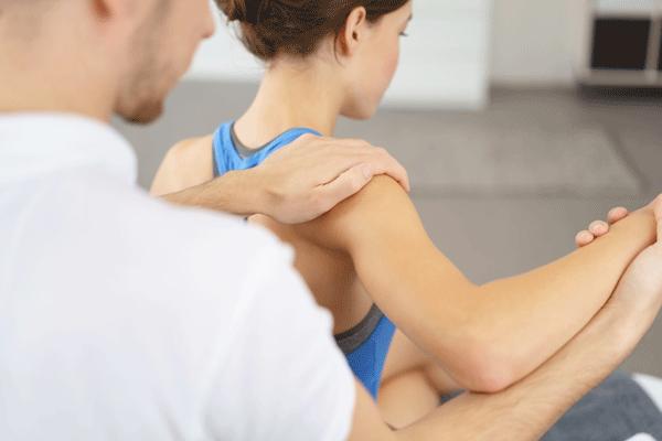 Shoulder exercises aim loosen and strengthen the shoulder joint,